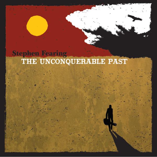 The Unconquerable Past - Vinyl cover