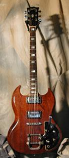 Redwood Gibson